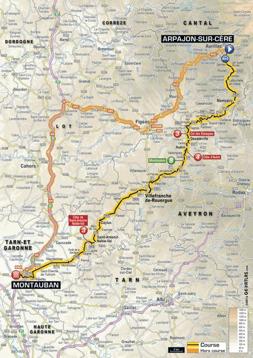 ツール・ド・フランス2016第6ステージ