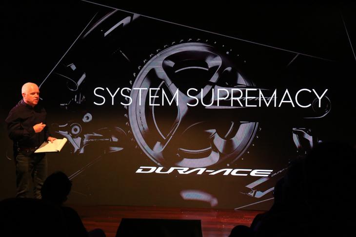 システム・スプレマシー(至高)が新デュラエースの目指したものだ
