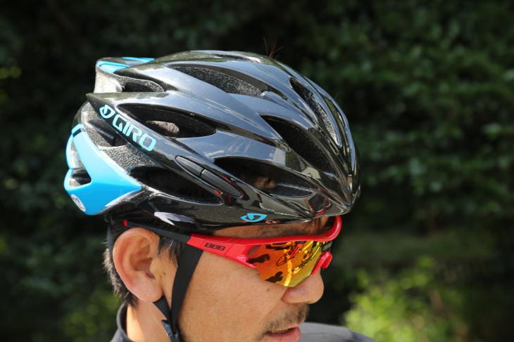 「昔ながらのジロらしさを受け継ぐヘルメット」上萩泰司(カミハギサイクル)