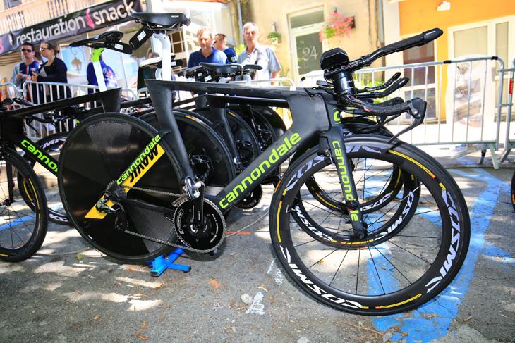 キャノンデールプロサイクリングのキャノンデール SLICE RS
