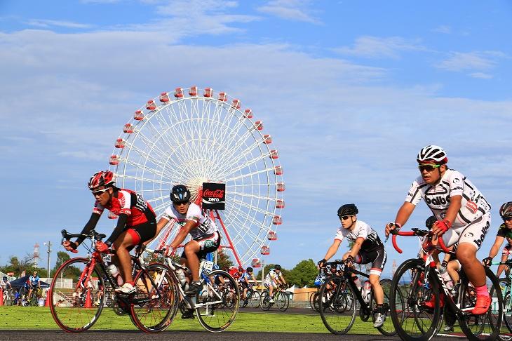 どんなレベルのサイクリストでも楽しめるのがシマノ鈴鹿ロード