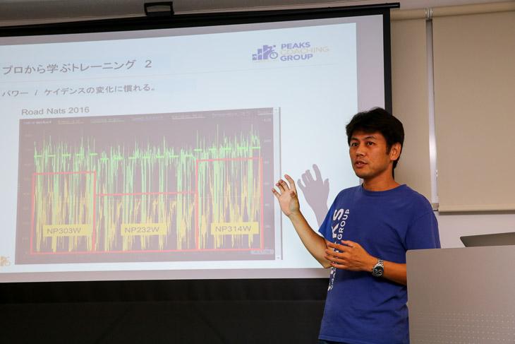 PCGジャパン 中田尚志氏によるパワートレーニング最前線の話