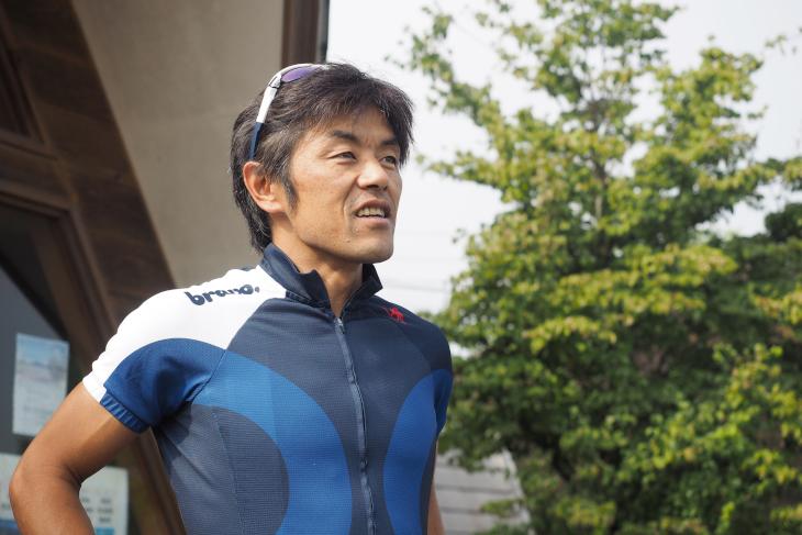 La CORSA Kyusyuのイベント発起人であり宮澤崇史さん