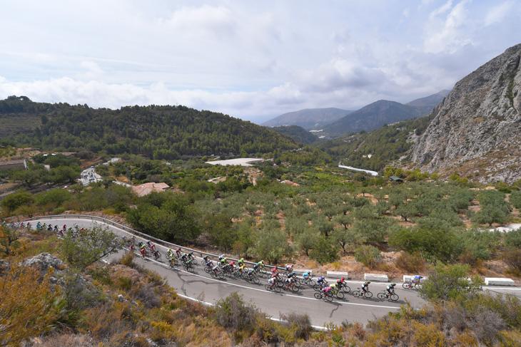 激しい山岳バトルが繰り広げられるブエルタ・ア・エスパーニャ