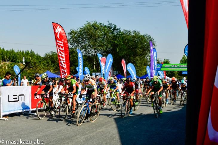 北半球のシクロクロスシーズン開幕を告げる第5回千森杯が北京郊外で開催される