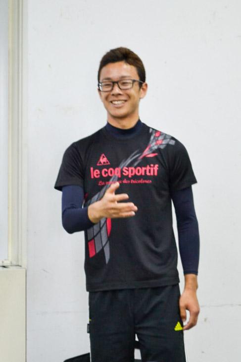 主催は茨城県つくば市を拠点にサイクリスト向けのコーチングを行っているCOSMOS performance consulting代表の岡泰誠氏