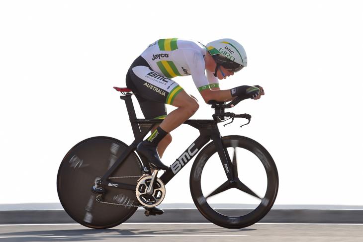 6位:1分27秒差 ローハン・デニス(オーストラリア)