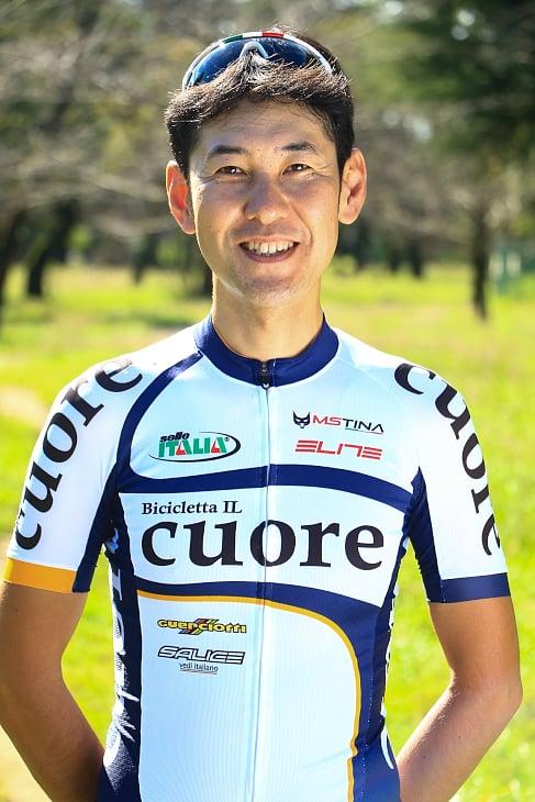 杉山友則(Bicicletta IL CUORE)