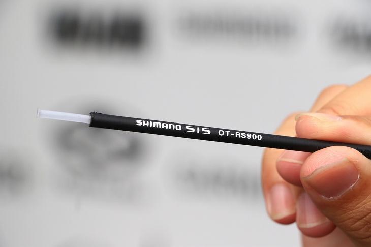 OT-RS900はライナー管が溶着されていない