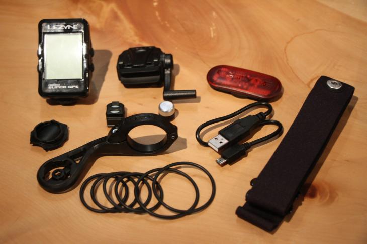 レザイン SUPER GPS キット内容