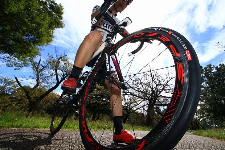 「オールラウンドに活躍する扱いやすい優等生」杉山友則(Bicicletta IL CUORE)