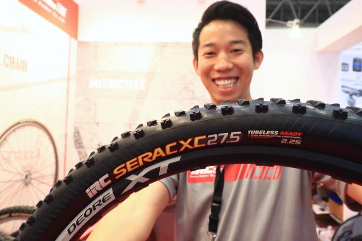 27.5インチと29インチ用モデルが登場したSERAC XC