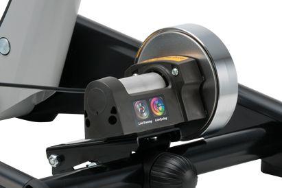 シングルマグネットの負荷装置が採用されたLR541
