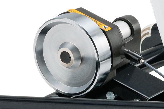 LR961の負荷装置はツインマグネット仕様とされている