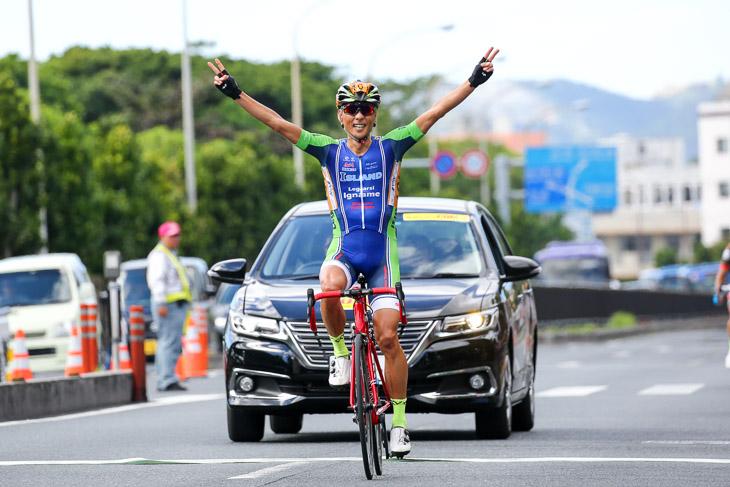 市民210km昨年の覇者高岡亮寛(イナーメ信濃山形) 市民レーサー最強の栄誉を勝ち取るのは誰だ?