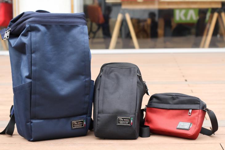 デローザのバッグシリーズ第2弾が発表された