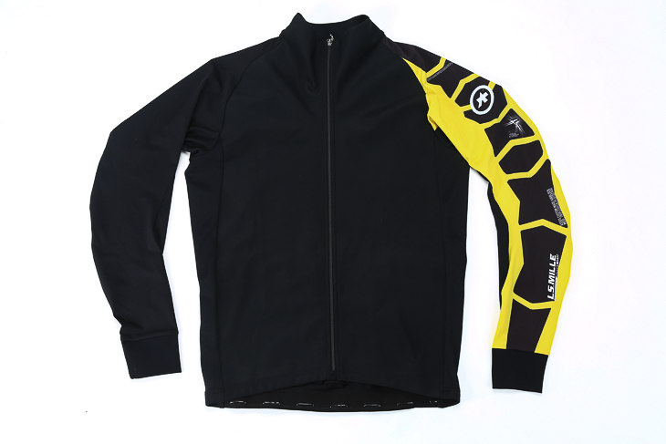 アソス mille intermediate Jacket_evo7(VOLT YELLOW)