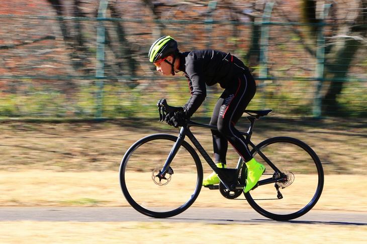 「今までのロードバイクからプラスアルファの走りをこの1台で」遠藤健太(サイクルワークス Fin's)