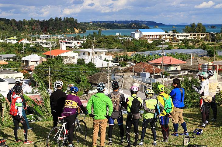 沖縄の昔ながらの景観を残す真喜屋集落