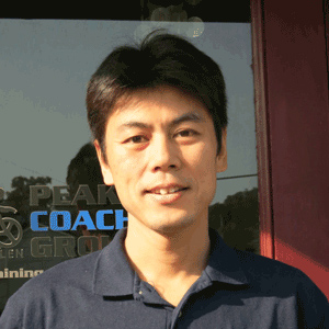 中田尚志(Peaks Coaching Group Japan)