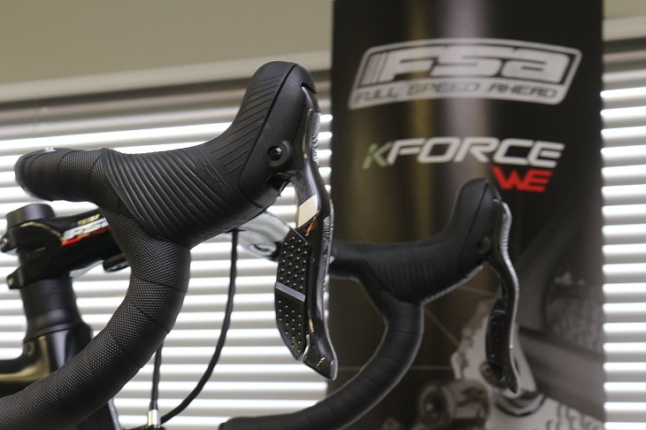 セミワイヤレス電動コンポーネント「K-Force WE」がリリース