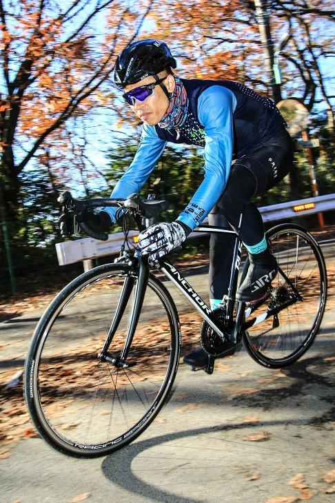 「クロモリフレームのようなしなやかな乗り心地のアルミバイク」山崎嘉貴(ブレアサイクリング)