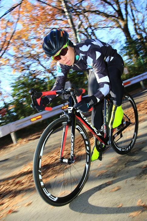 「登りが得意なオールラウンドバイク」遠藤健太(サイクルワークス Fin's)