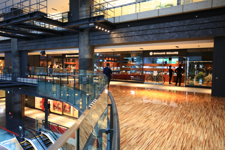 グランフロント大阪 北館ナレッジキャピタルにあるシマノスクウェア