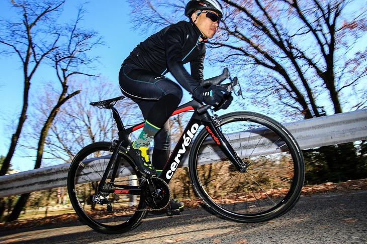 「ロードバイクとしての基本性能が高く仕上げられたエアロロード」山崎嘉貴(ブレアサイクリング)