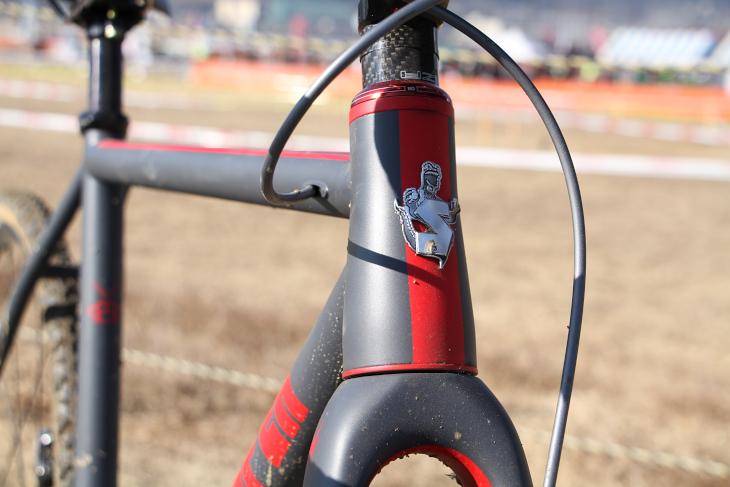 米国のハンドメイドバイクブランド「ストンパー」のシングルスピードCXバイクを駆る