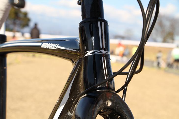 シクロクロスバイクを探してからTNIというブランドに出会ったという