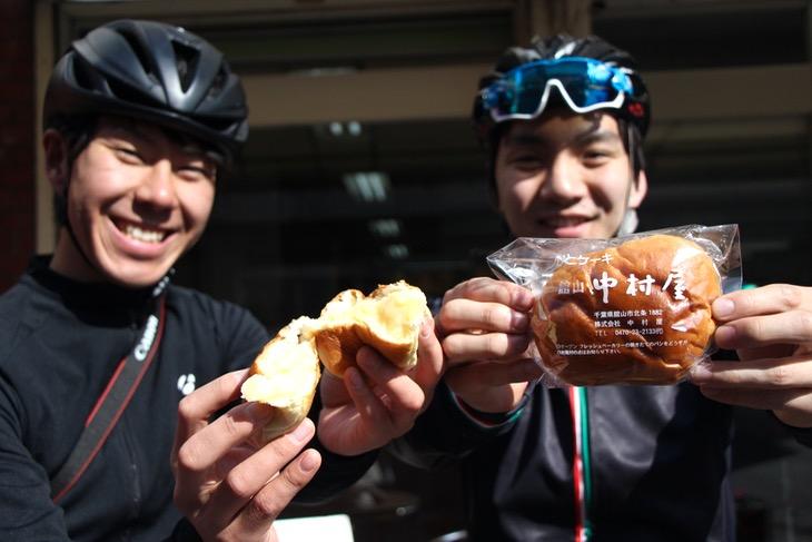 館山中村屋のクリームパンはモチモチの記事とあっさりした甘さが印象的な館山市民に大人気のパン