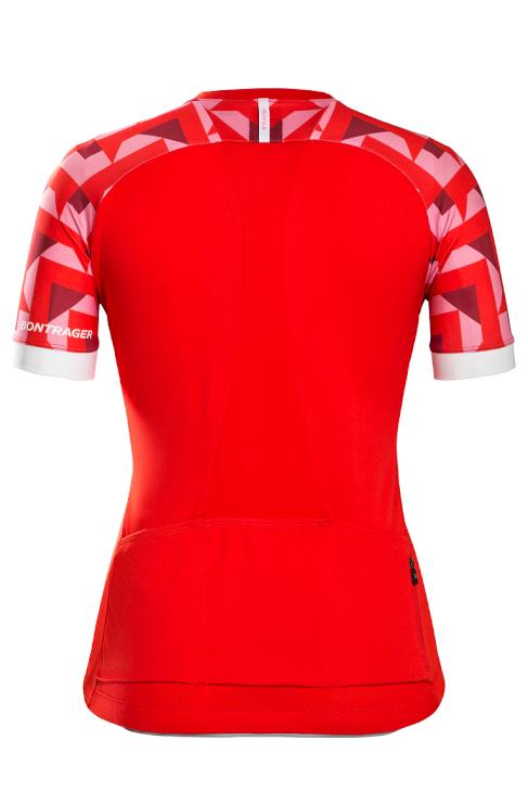 ボントレガー Sonic Womens Jersey(Viper Red)