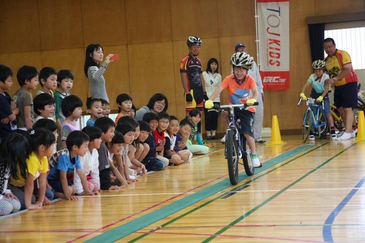 日本一楽しい自転車教室として有名なウィーラースクール