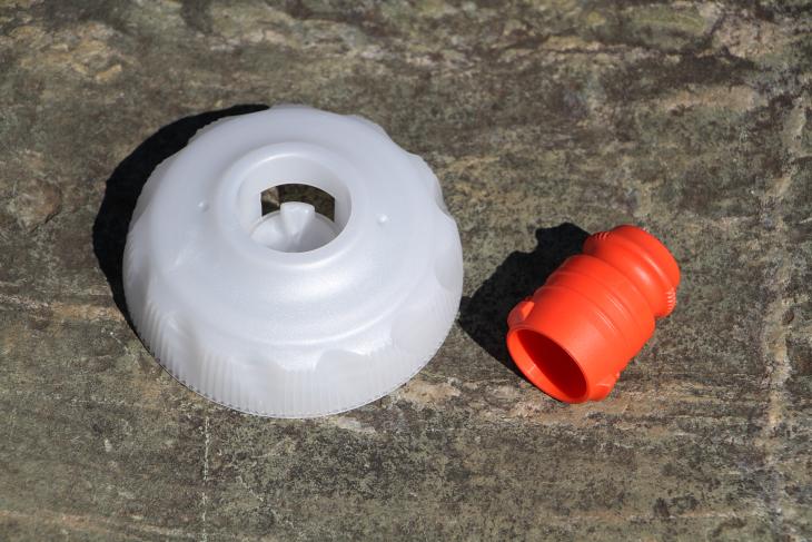 飲み口の部分を取り外し、洗浄することができるため、清潔な状態を維持することができる