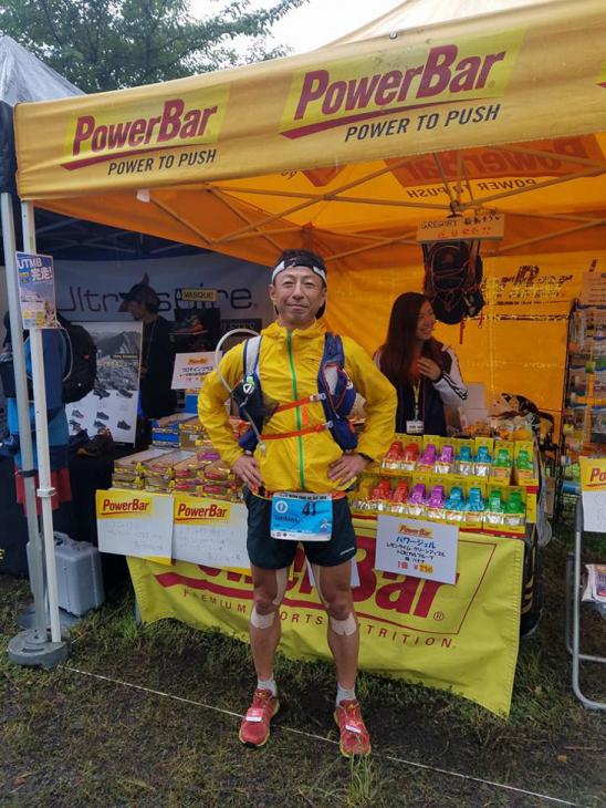 滝川次郎さん(パワースポーツ代表)トレイルランやサイクルレースを楽しむアスリートだ