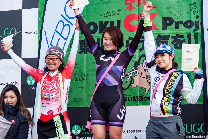 CL1表彰 武田和佳(Liv)が勝利でシーズンを締めくくる