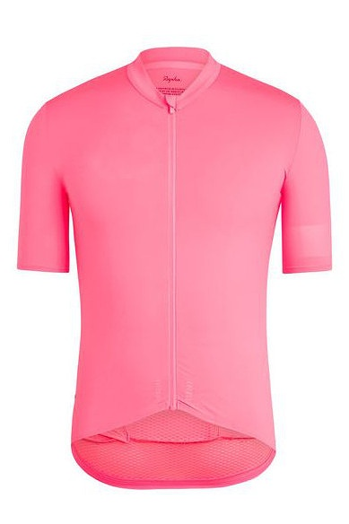 Rapha Pro Team Midweight Jersey(ハイビズピンク)