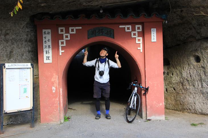 背が低いトンネルも。バリエーションが豊かでトンネルマニアにオススメかも