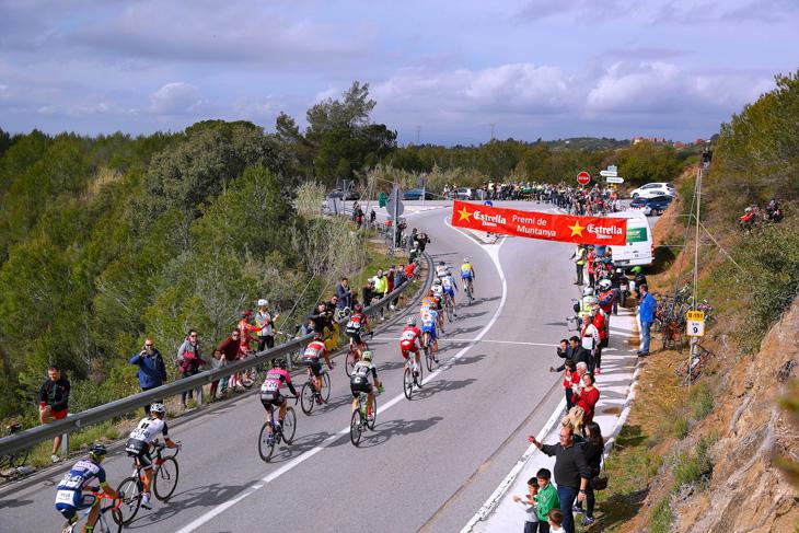 逃げ切りスプリントを制したバルベルデがステージ3勝&総合優勝