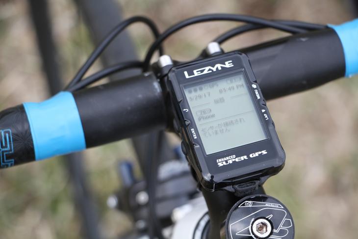 レザイン SUPER GPS
