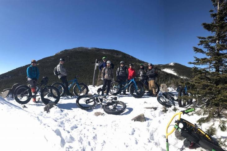茶臼山山頂に登頂!