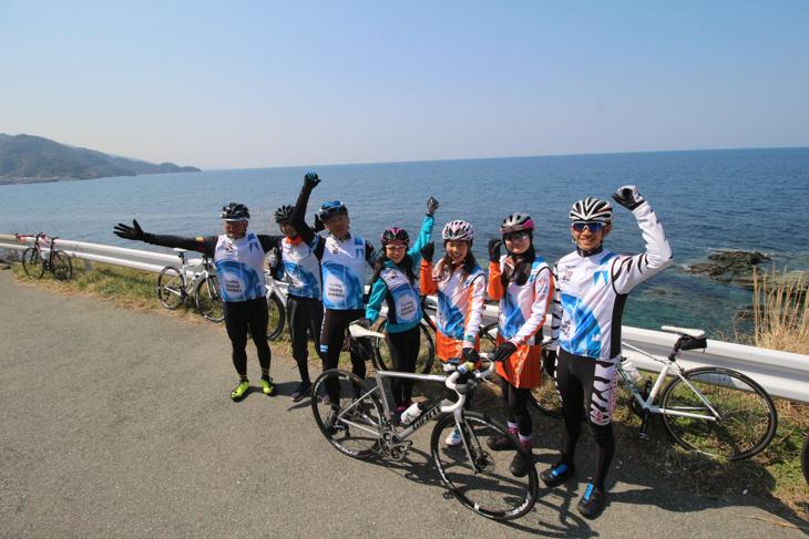 せとかぜ海道(夕焼けこやけライン)を一路、伊予長浜を目指す