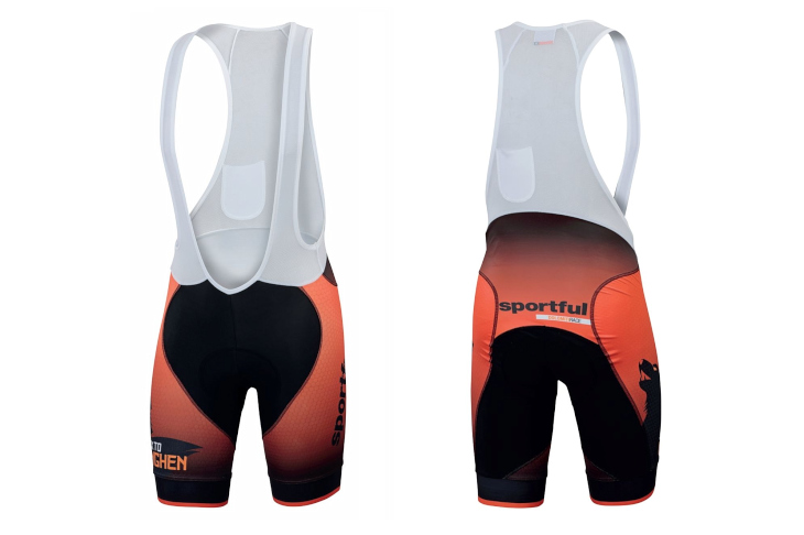 スポーツフル DOLOMITI RACE BIBSHORT