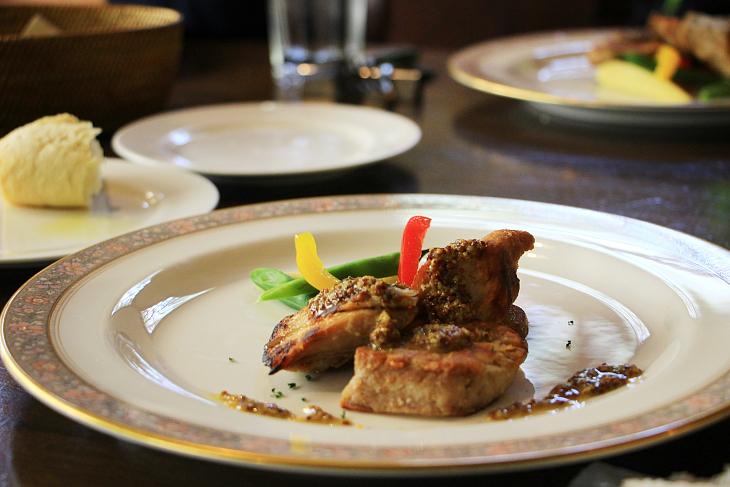 オシャレな料理と雰囲気でデートスポットにも最適