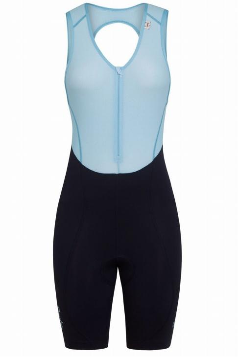 Rapha Women's Classic Bib Shorts(ネイビーライトブルー)