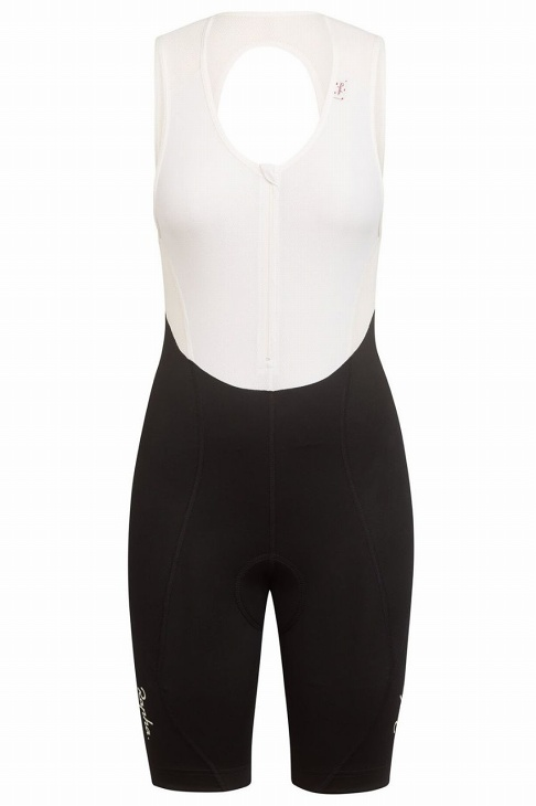 Rapha Women's Classic Bib Shorts(ブラックホワイト)