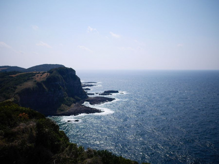 4月2日(日)長崎県平戸〜生月 壮大な岩壁と美しい海