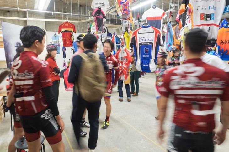 九州周辺のサイクリストが集まる場の創出がRapha Fukuokaの役割だ