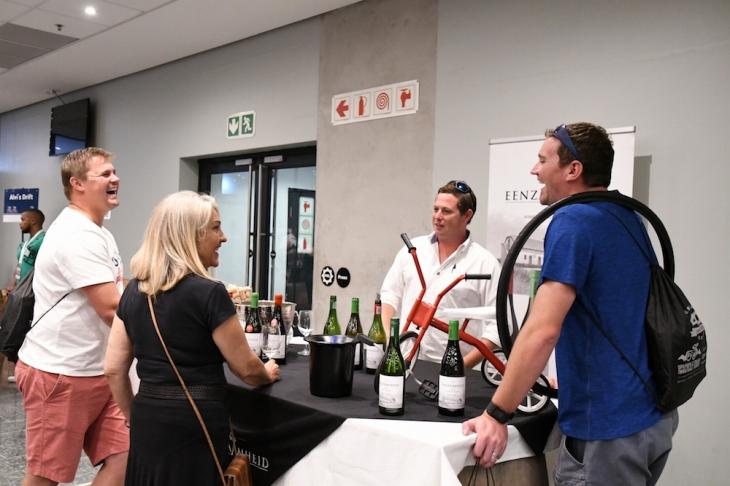 南アフリカといえばワイン!